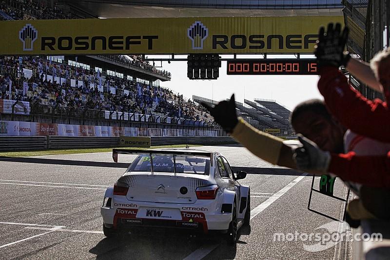 """Matton praises """"exceptional"""" drivers as Citroen seals title"""