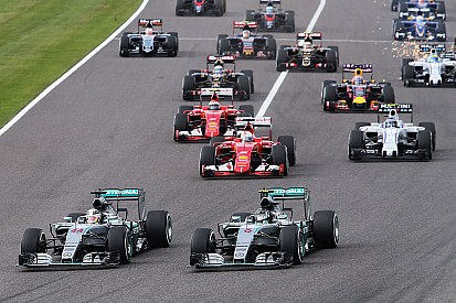 Power deficit hurt Rosberg at the start