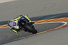 Essais Michelin - Chute de Rossi, la Honda 2016 en piste