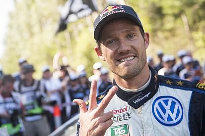 Ogier dice que quiere más victorias en el WRC