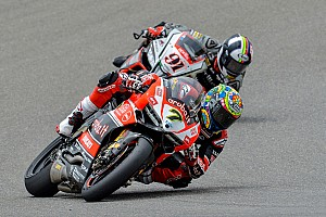 World Superbike Preview All focus shifts to battle for second at Magny-Cours
