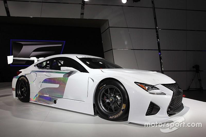 V8s not concerned over Lexus GT3 plans