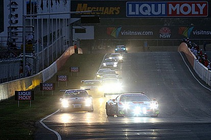 Supports set for Bathurst 12 Hour