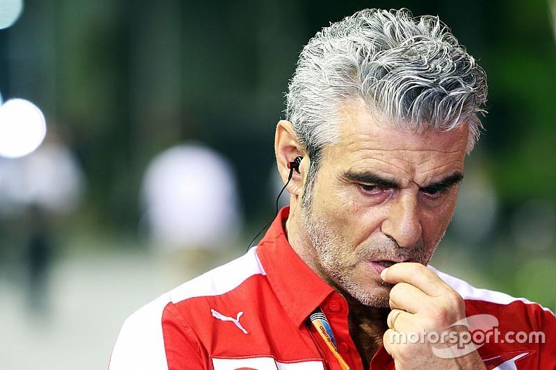 Arrivabene niega que haya insultado a Michael Schumacher