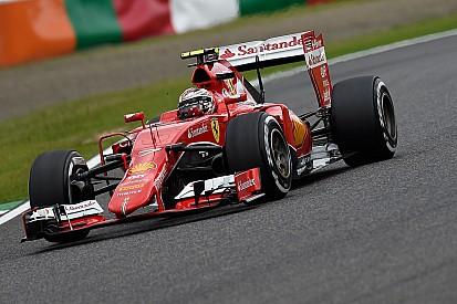 Raikkonen: Ferrari surprised by form