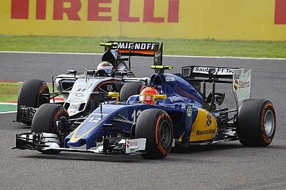 F1 facing EU investigation after Sauber, Force India complaint