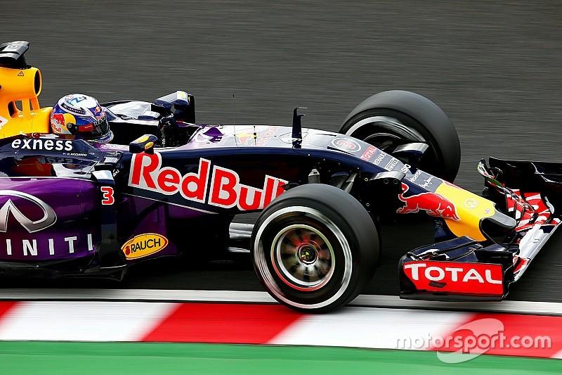 Red Bull veut oublier le Grand Prix du Japon