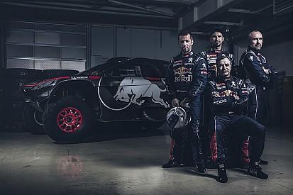 Sebastien Loeb se junta à Peugeot e participa do Dakar em 2016