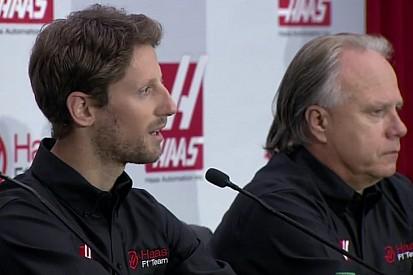 """Gene Haas - """"Romain sera notre pilote de pointe"""""""