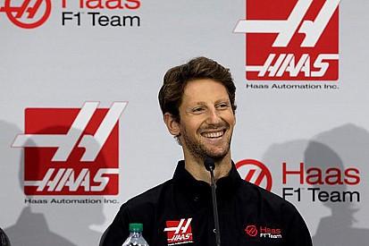 "Grosjean garde victoires et ""championnats"" en tête avec Ferrari"