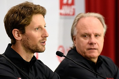 "Haas ""surprised"" to have landed Grosjean's signature"