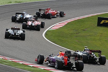 Confira como estão as duplas de pilotos da F1 para 2016