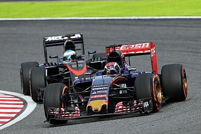 """Verstappen: """"La superación a Alonso fue lo mejor de Suzuka"""""""