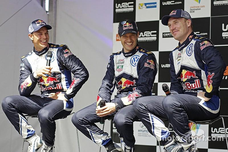 Pour Latvala et Mikkelsen, la saison est loin d'être finie
