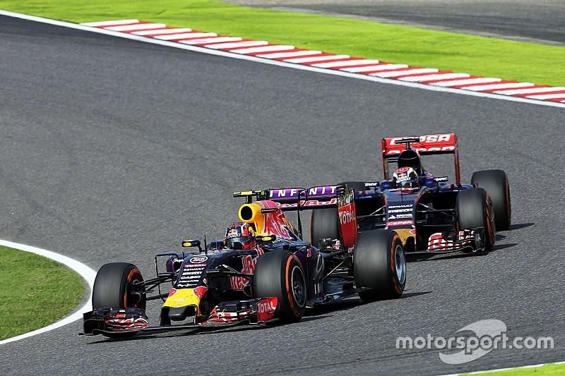 Que drama el de Red Bull