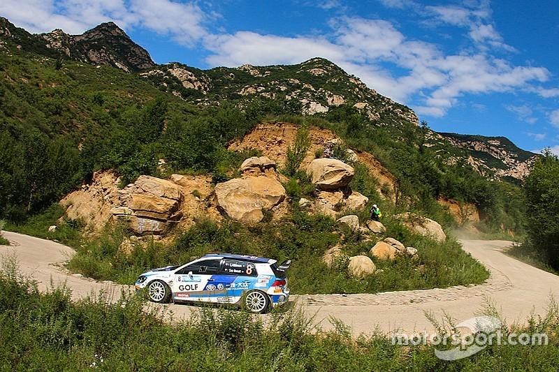 跑14站?中国重返WRC!