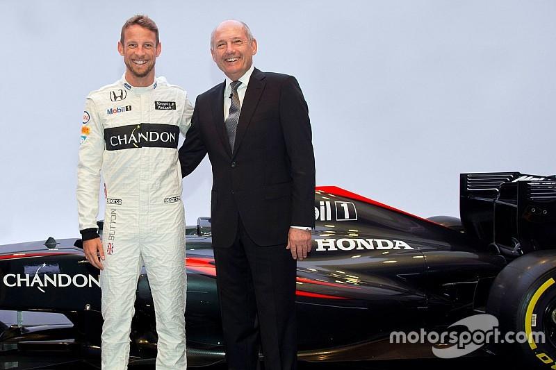 McLaren confirma a Button para 2016