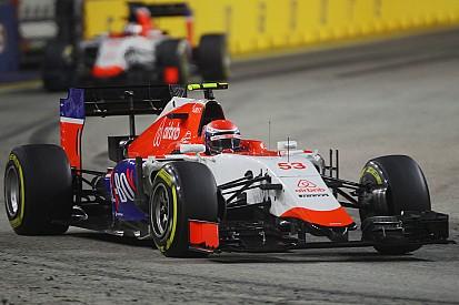 马诺2016年改用梅赛德斯引擎