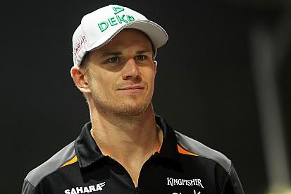 بورشه تتمسّك بخدمات هلكنبرغ بالرغم من تزامن سباق لومان مع جولة للفورمولا واحد