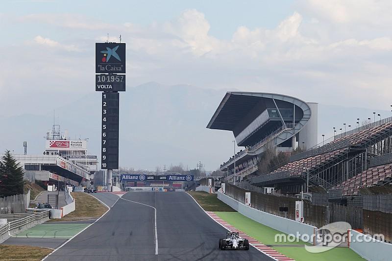 أوّل اختبارات الفورمولا واحد الشتويّة ستقام في فبراير