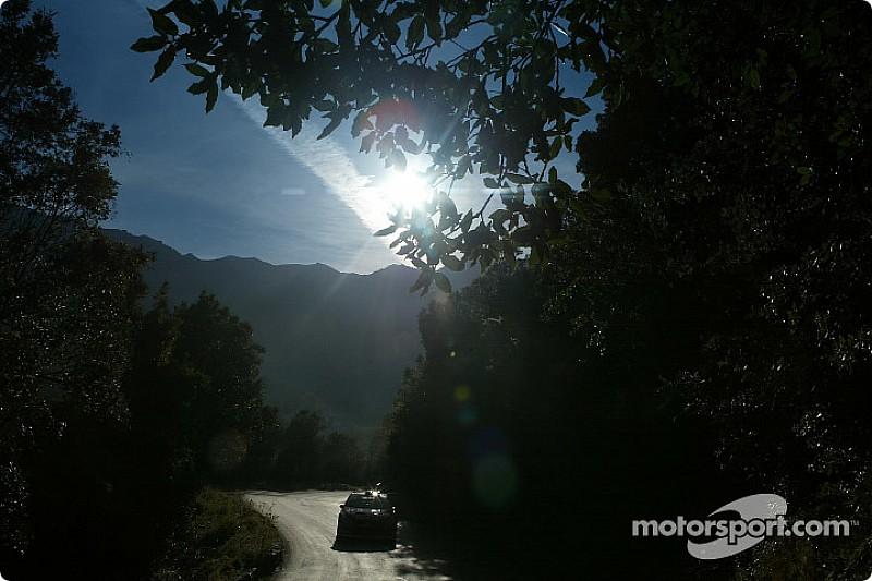 Tour de Corse - Les horaires des spéciales