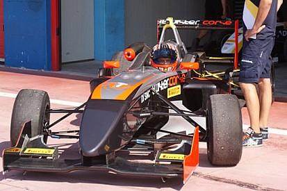 Loris Capirossi pronto al debutto nell'Italian F2