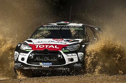 Matton aspira a que Citroën haga una buena actuación sobre asfalto