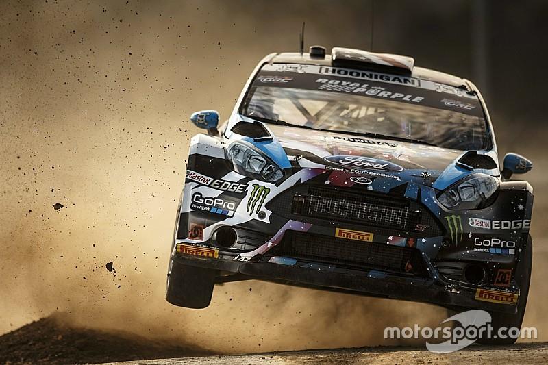 Global Rallycross returns to Las Vegas for November 4 season finale