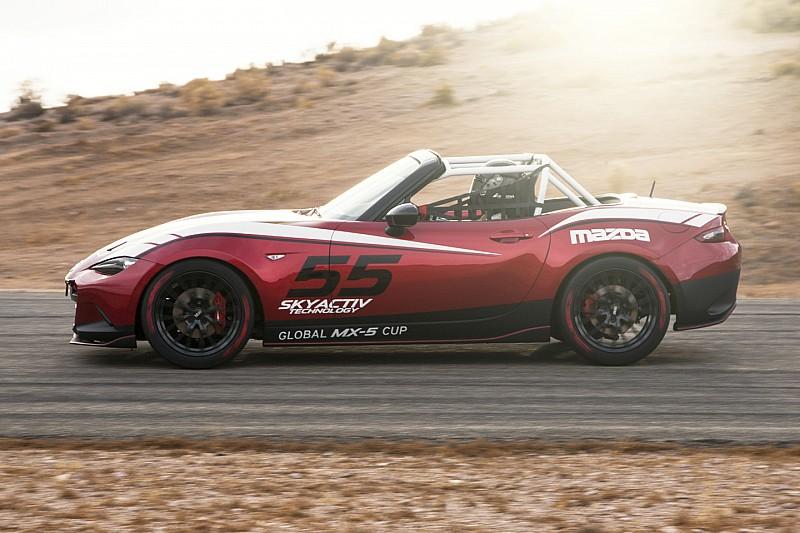 Mazda Prices New 2016 Global Mx 5 Miata Race Car At 53 000