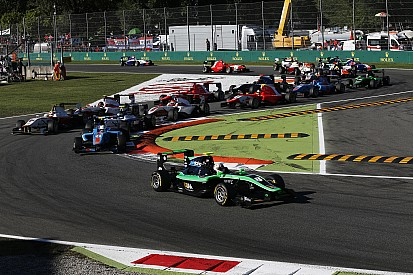 В чемпионате GP3 останется восемь команд