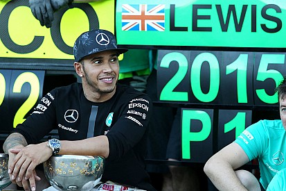 Hamilton va en camino de quebrar récord de Schumacher
