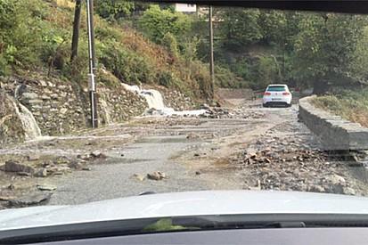Corsica, PS2 annullata per pioggia torrenziale