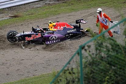 """""""Suzuka foi uma corrida para esquecer"""", diz chefe da Red Bull"""