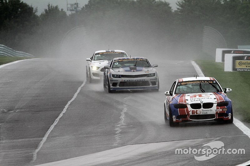 BMW, Audi win the Road Atlanta battle; Chevrolet and Mazda win the war