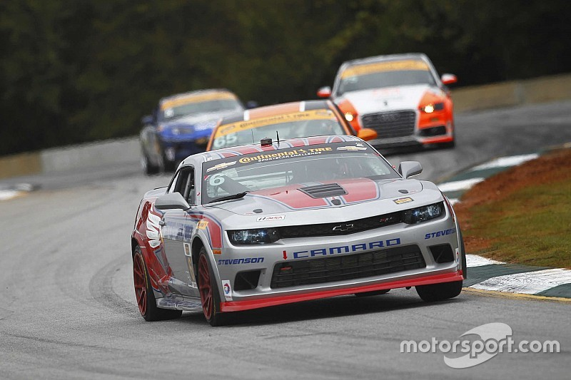 Chevrolet claims first GS Championship in SportsCar Challenge