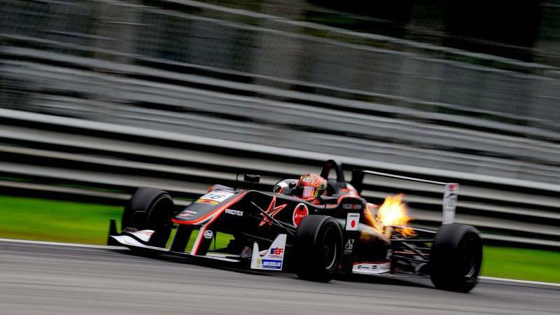 Pole in Gara 1 per Kanamaru a Monza