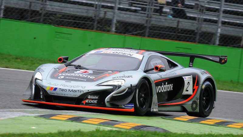 Alvaro Parente, pole in Gara 1 a Monza