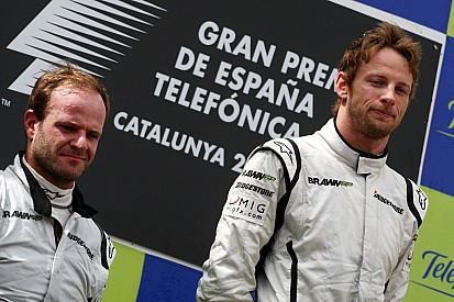 ¿Podrá Button superar el récord de carreras de Barrichello?