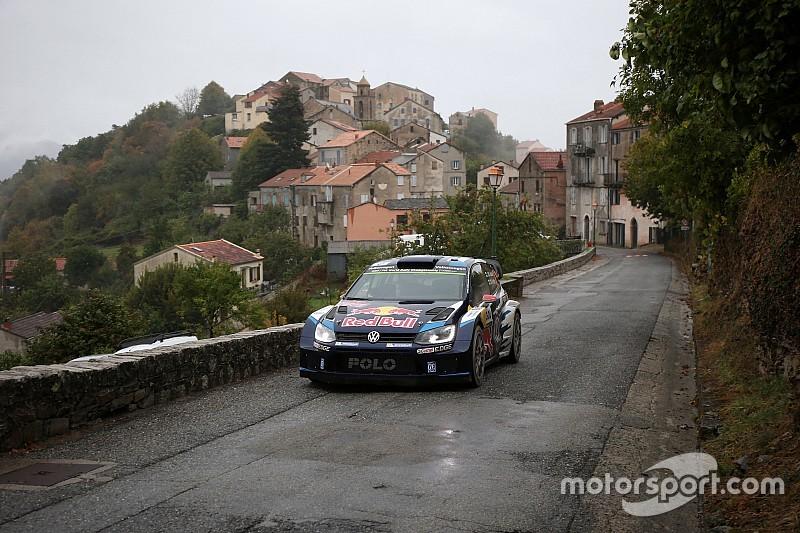 Rally de Francia: Latvala supera a Evans por la punta