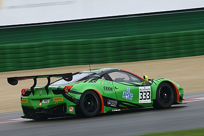 Norbert Siedler in pole position a Misano