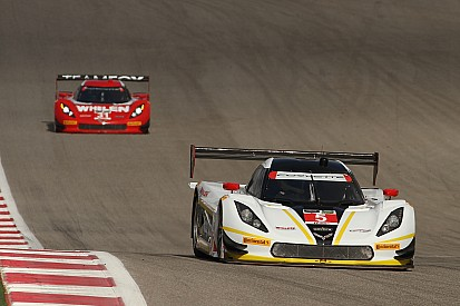 Chevrolet claims Prototype Engine Manufacturer Championship