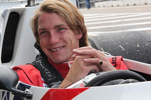 Freddie Hunt et Mathias Lauda seront équipiers l'an prochain