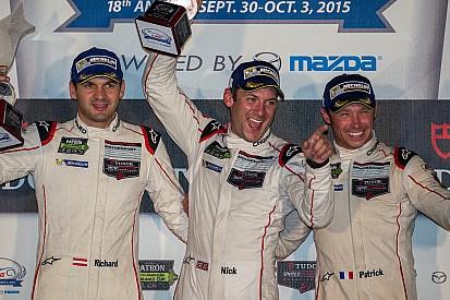 Nick Tandy - Après le grand Le Mans, Petit Le Mans!