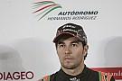 Sergio Pérez espera vencer a Nico Hulkenberg