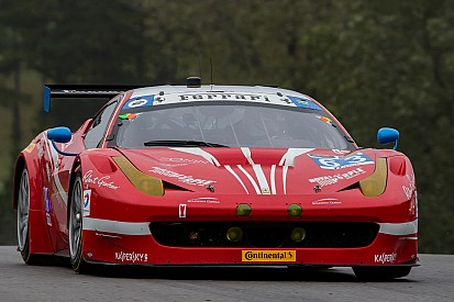 Ferrari clinches IMSA Manufacturer and Driver Championships