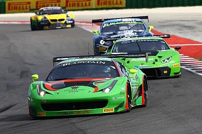 Siedler et Seefried font triompher Ferrari à Misano