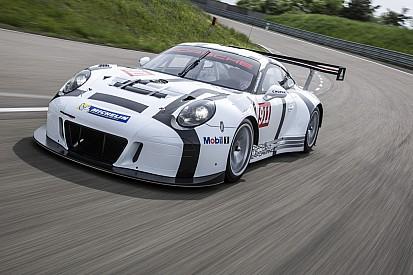 Débuts en compétition imminents pour la nouvelle Porsche 911 GT3-R