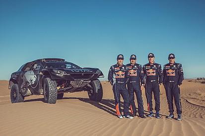 Rallye du Maroc - Première pour Loeb et Elena