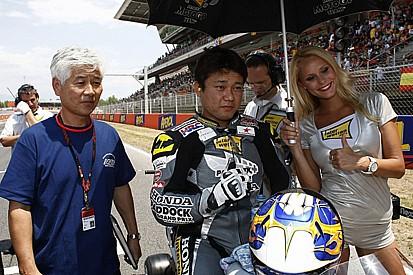 Akiyoshi to replace injured Abraham at Motegi