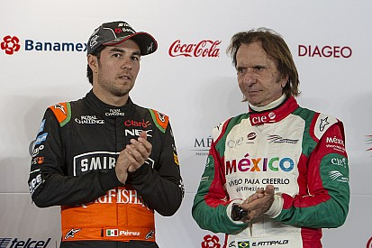 VÍDEO: Emerson Fittipaldi faz volta no circuito do México